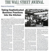 <h5>Wall Street Journal</h5><p>National Media Hit</p>
