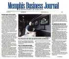 <h5>Memphis Business Journal</h5><p>Local Media Hit</p>