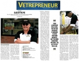 <h5>Vetrepreneur</h5><p>Trade Media Hit</p>